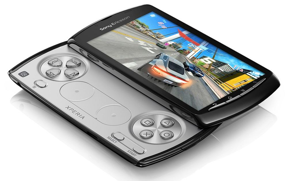 Sony Ericsson XPERIA Play tzw. PlayStation Phone
