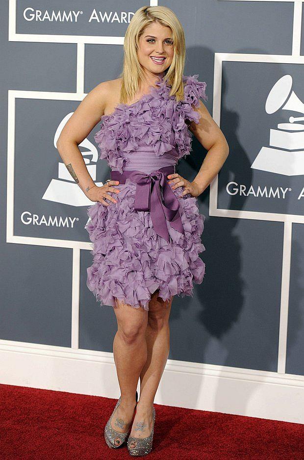 Kelly Osbourne wyglądałaby całkiem nieźle, gdyby nie ten blond