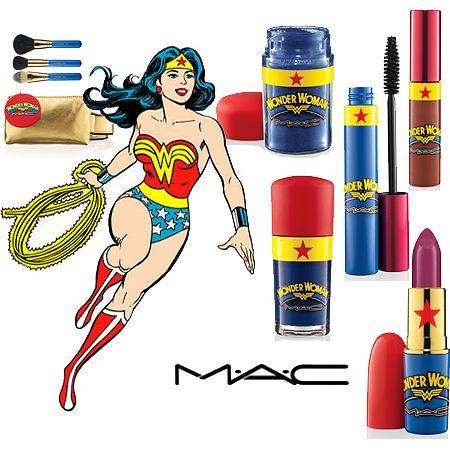 Nowa kolekcja do makijażu MAC Wonder Women