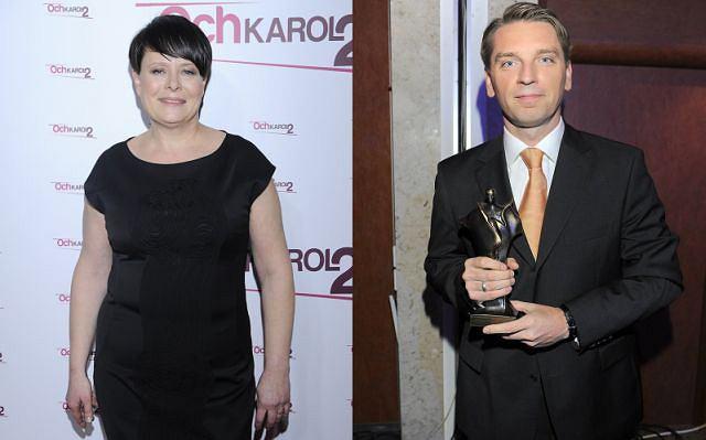 Ilona Łepkowska, Tomasz Lis