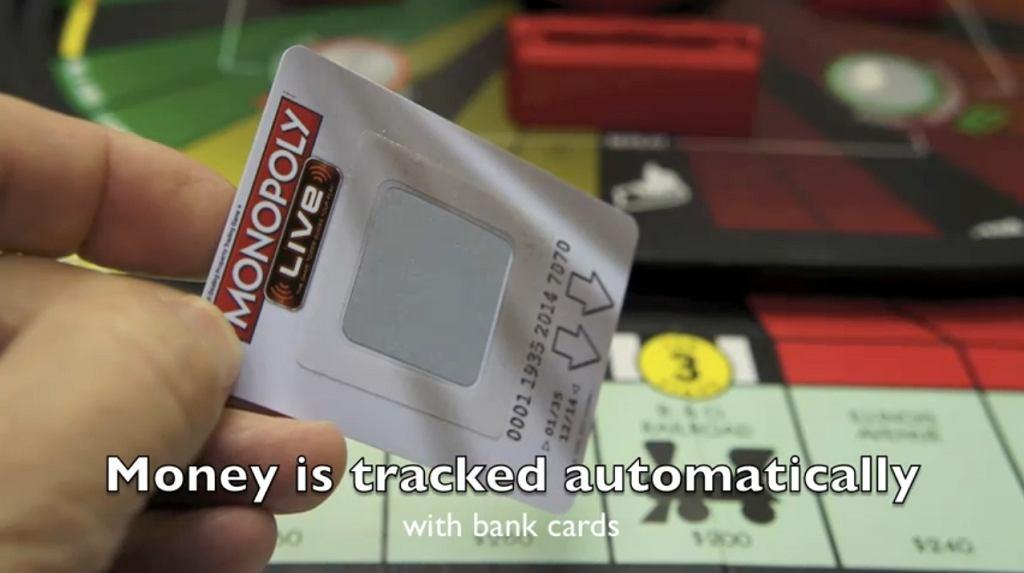 Karty płatnicze w popularnym Monopolu