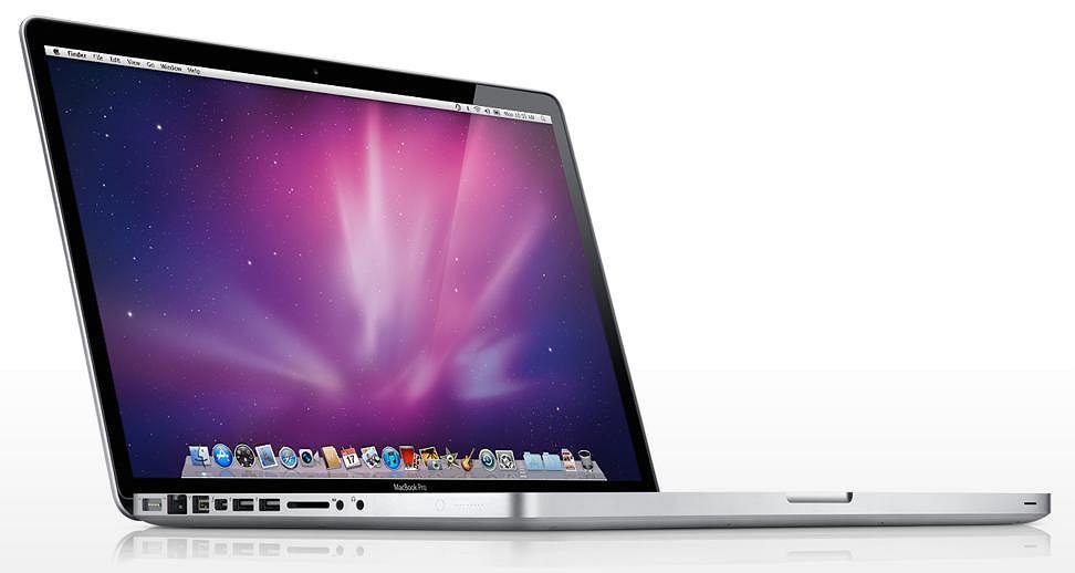 Nowy Macbook Pro 15 cali.