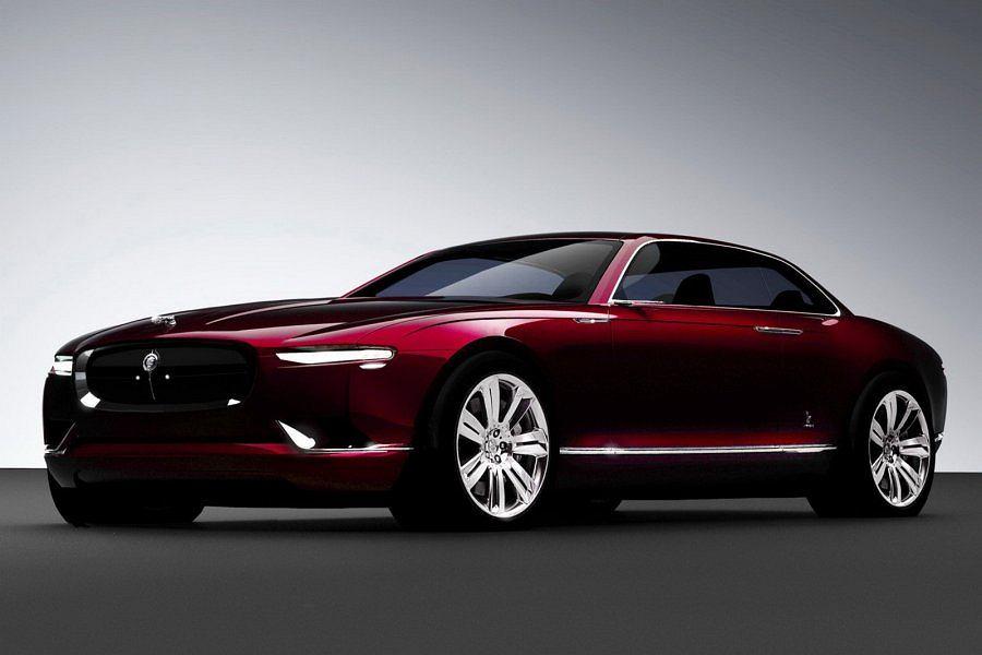 Jaguar B99 Bertone