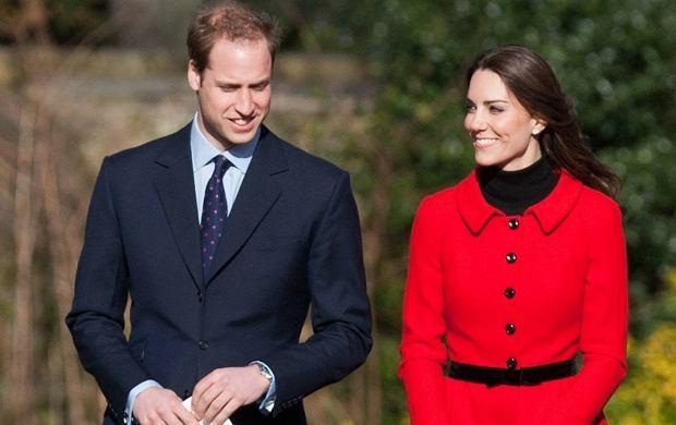 Książę William Kate Middleton