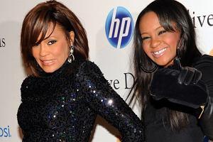 Whitney Houston i Bobbi Kristina Brown