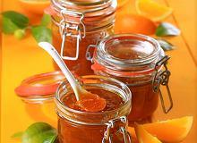 Słodko-gorzki dżem pomarańczowy - ugotuj