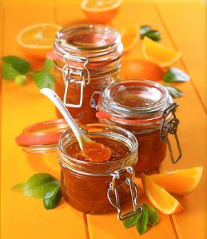 Słodko-gorzki dżem pomarańczowy