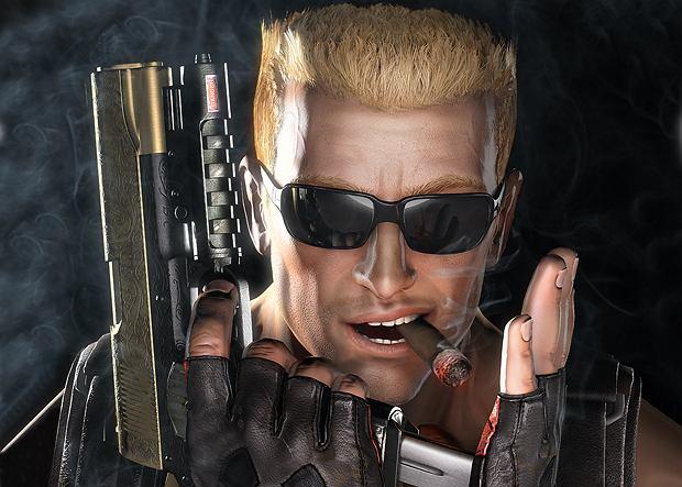 Duke Nukem Forever: 'I'm back!'