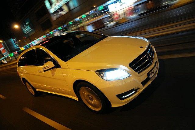 Mercedes R-klasa 350 CDI L 4Matic