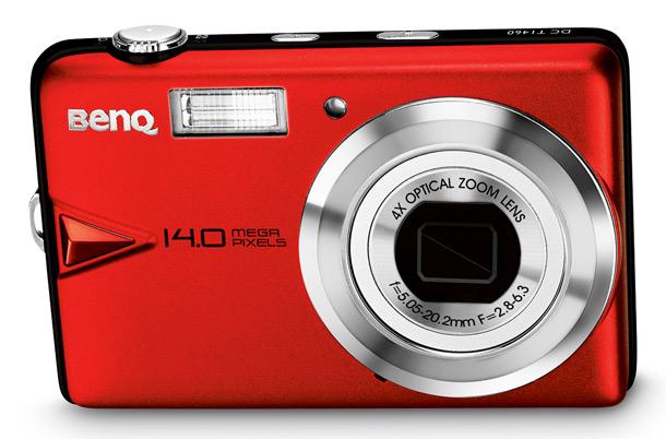 aparat fotograficzny, BenQ T1460