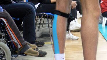 Noga Michała Winiarskiego