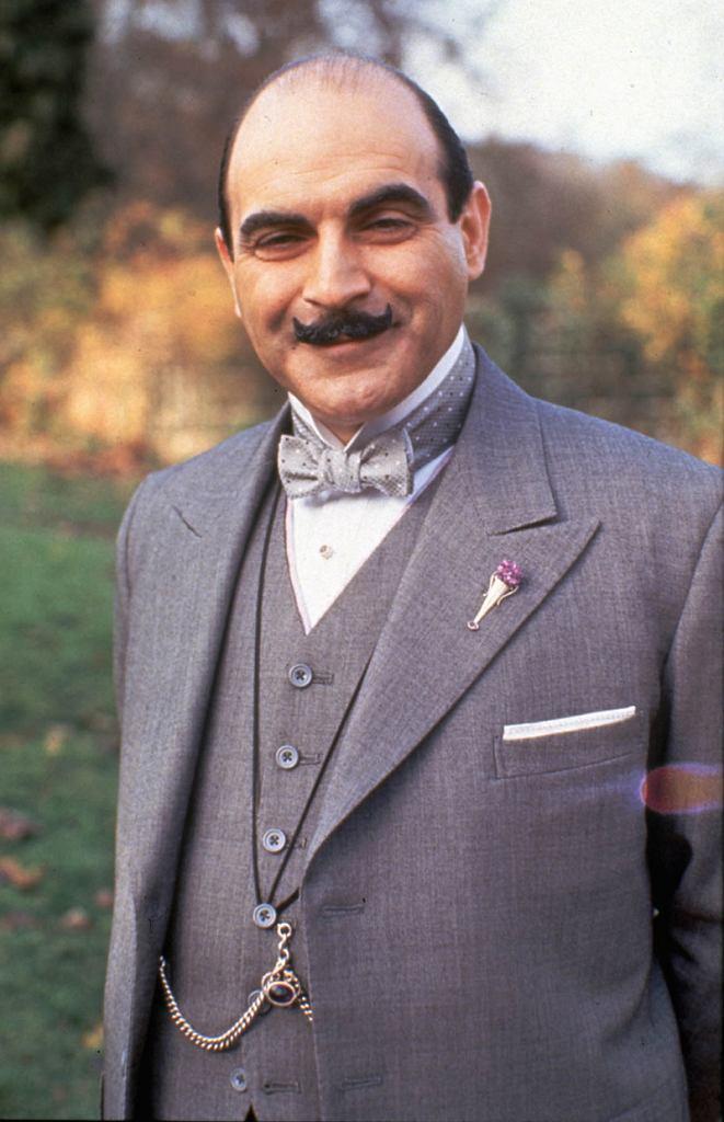 David Suchet od 1989 roku wciela się w rolę Herkulesa Poirot w telewizyjnym serialu