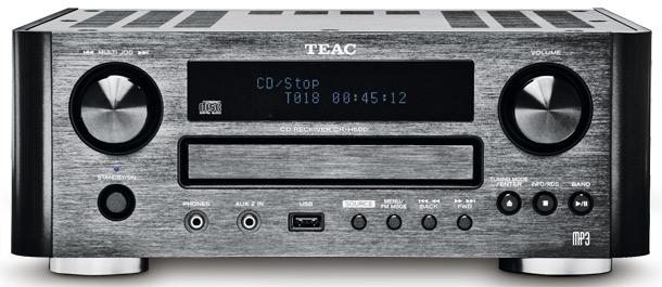 Amplituner, CD, stereo, hi-fi, Teac CR-H500