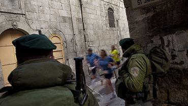 Maraton w Jerozolimie, 25 marca 2011 r.