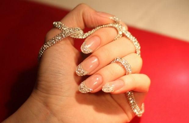 Najdroższy manicure