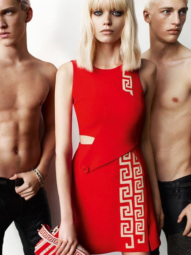 Kampania Versace (wiosna/lato 2011)
