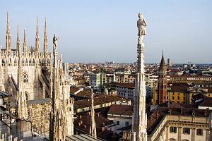 Włochy. Modny Mediolan