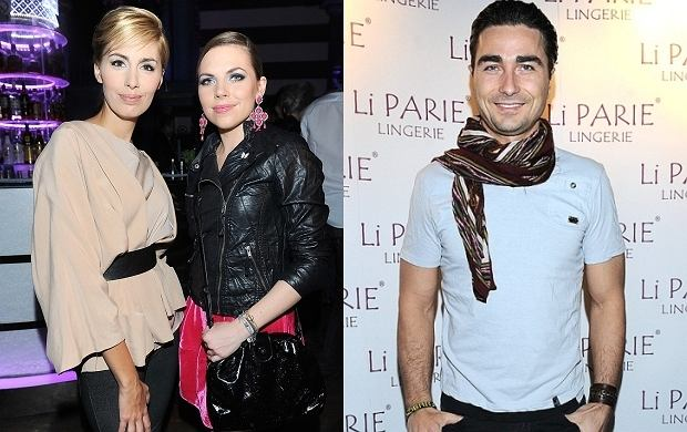 Na pokazie bielizny ''Li Parie'' zjawiło się wielu celebrytów. Gwiazdy podziwiały modelki w luksusowej bieliźnie.