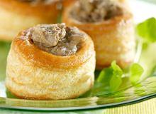 Ciasto francuskie z wołowiną Agathy Christie - ugotuj