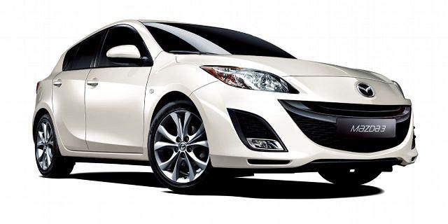 Mazda - limitowana modeli seria Kirei