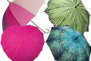 Przegląd: Parasolki na wiosenne deszcze