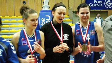 Agnieszka Skobel, Agata Chaliburda i Agnieszka Kaczmarczyk
