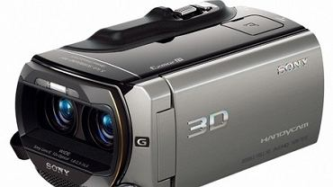Kamera 3D Sony HDR-TD10 już w sklepach