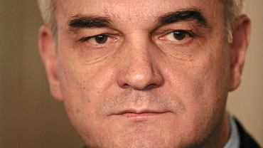 Wicepremier i minister gospodarki Waldemar Pawlak