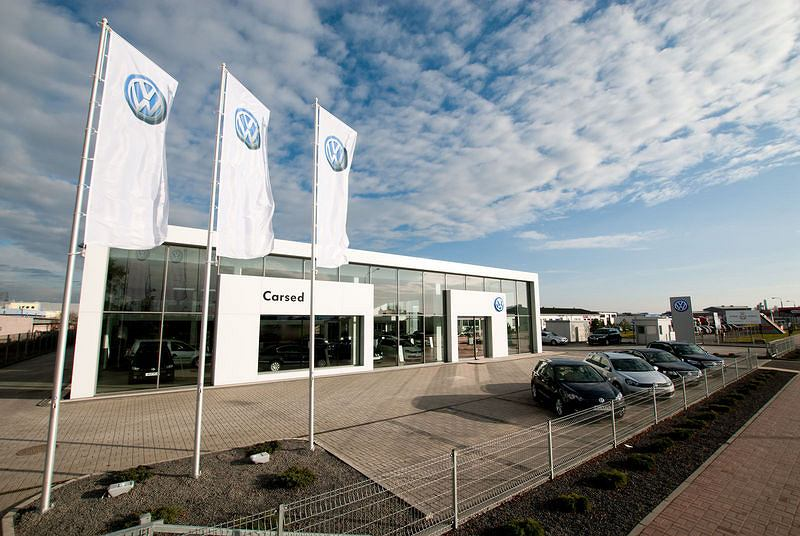salon Volkswagena