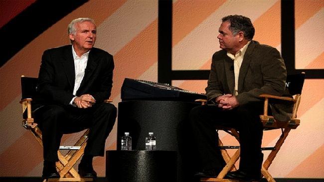 James Cameron o pasywnych telewizorach 3D firmy LG