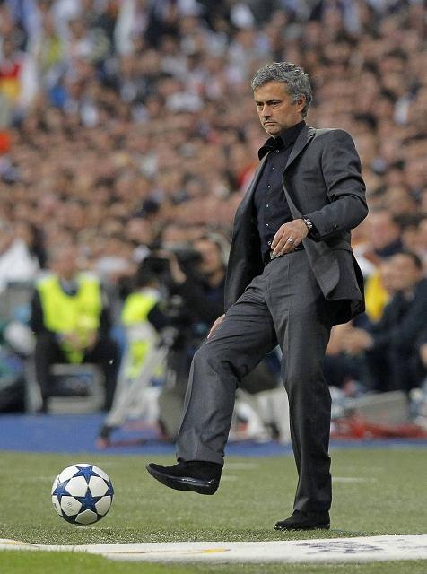 Jose Mourinho, trener Realu