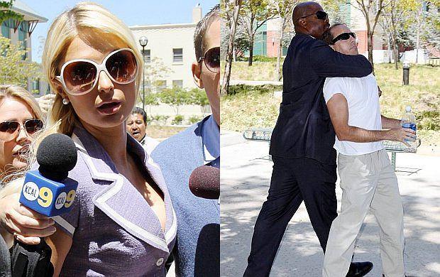 Najsłynniejsza celebrytka na świecie Paris Hilton została zaatakowana przez