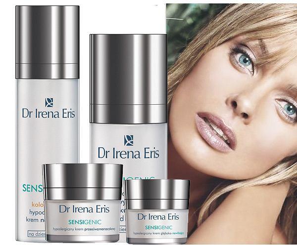Nowości dla skóry wrażliwej marki Eris