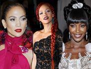 makijaże i fryzury gwiazd na gali na cześć Alexandra McQueena
