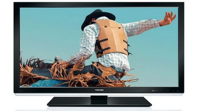 Toshiba 42SL738 - czy LED za 2200 zł może się udać?