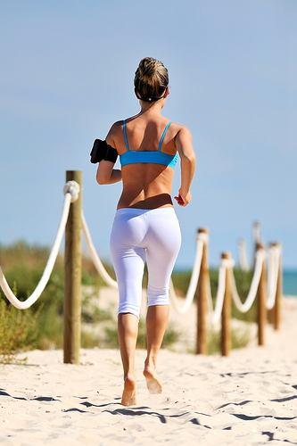 Jogging na bosaka