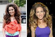 Która lepiej? Sarah Jessica Parker czy Cheryl Cole