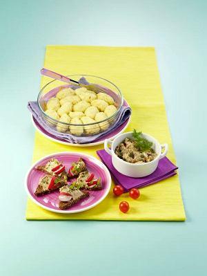 Pulpeciki z ziemniaków i bryndzy