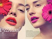 skan magazynu Marie Claire
