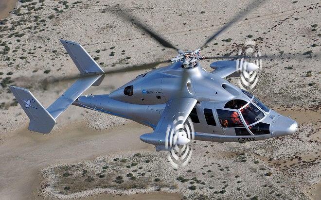 Śmigłowiec Eurocopter X3