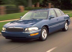 Buick Park Avenue (2001)
