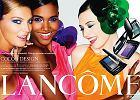 Kolorowa kampania nowej linii kosmetyków Lancome