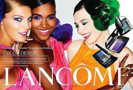 Nowa kolorowa kampania Lancome
