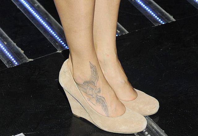 Tatuaże Mai Sablewskiej