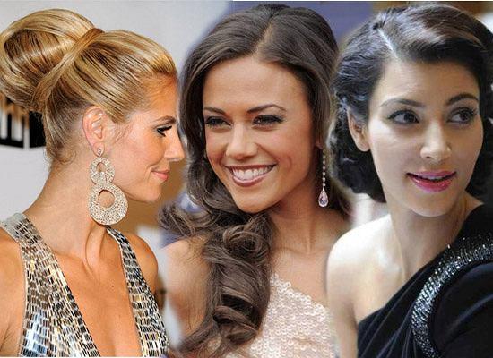 Fryzury na wesele - spiąć czy rozpuścić włosy?