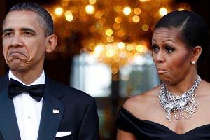 Barack Obama, Michelle Obama.