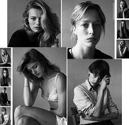 Modelki bez makijażu i retuszu