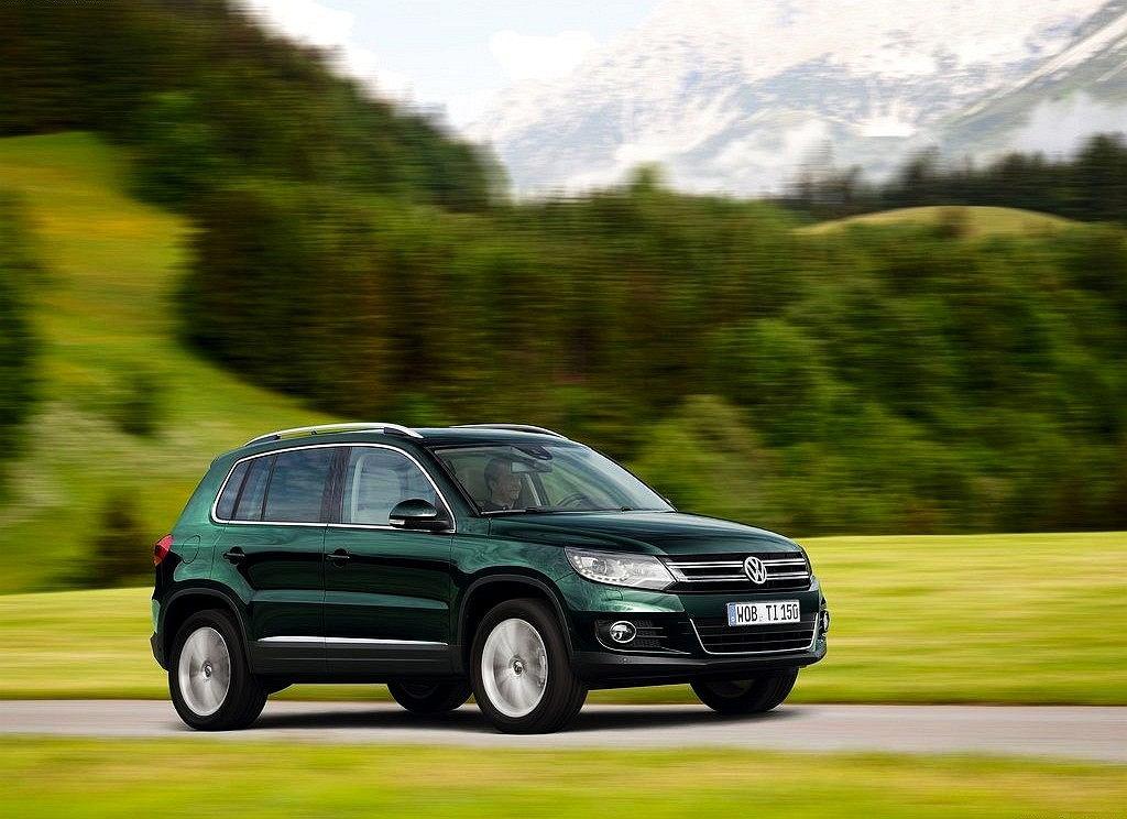Volkswagen Tiguan (face-lifting 2011)