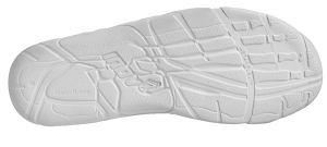 Bardzo cienka podeszwa butów inov-8 x-road do naturalnego biegania, pozbawiona warstwy amortyzacji