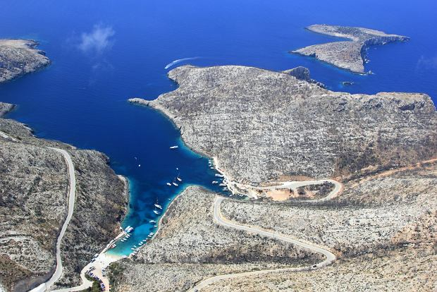 Grecja. Wyspy greckie. Najpiękniejsze zakątki